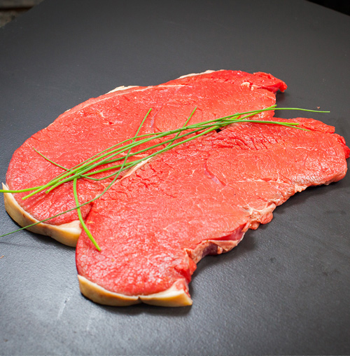 angus round steak